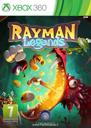 بازی اکس باکس 360 Reyman Legends